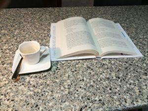 café vacío y libor