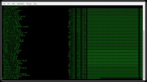 terminal linux