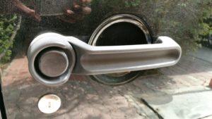 puerta coche