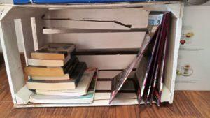librero rústico