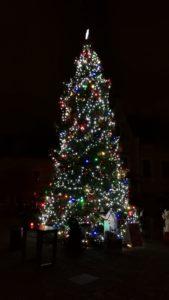 árblo de Navidad