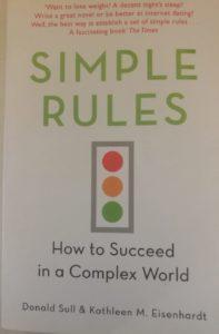 portada libro reglas simples