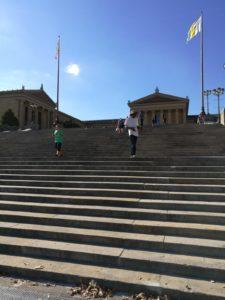 Escalera de Rocky