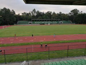 Pista de Xochimilco