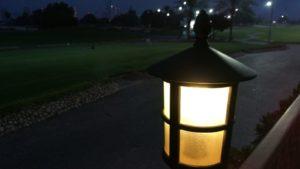Luz que ilumina el camino