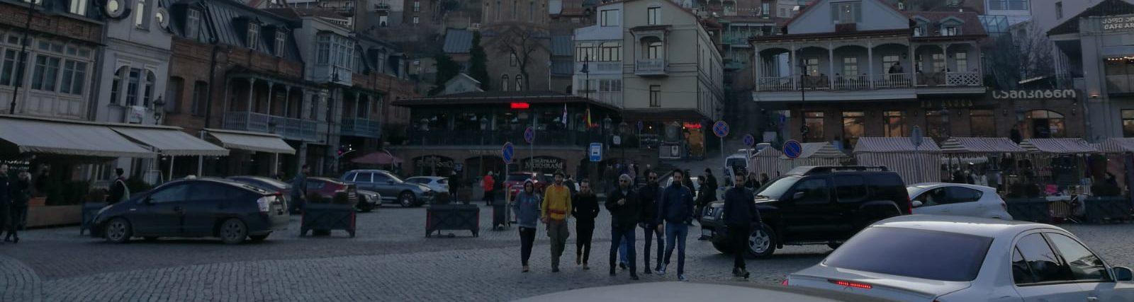 Caminando se conoce el mundo