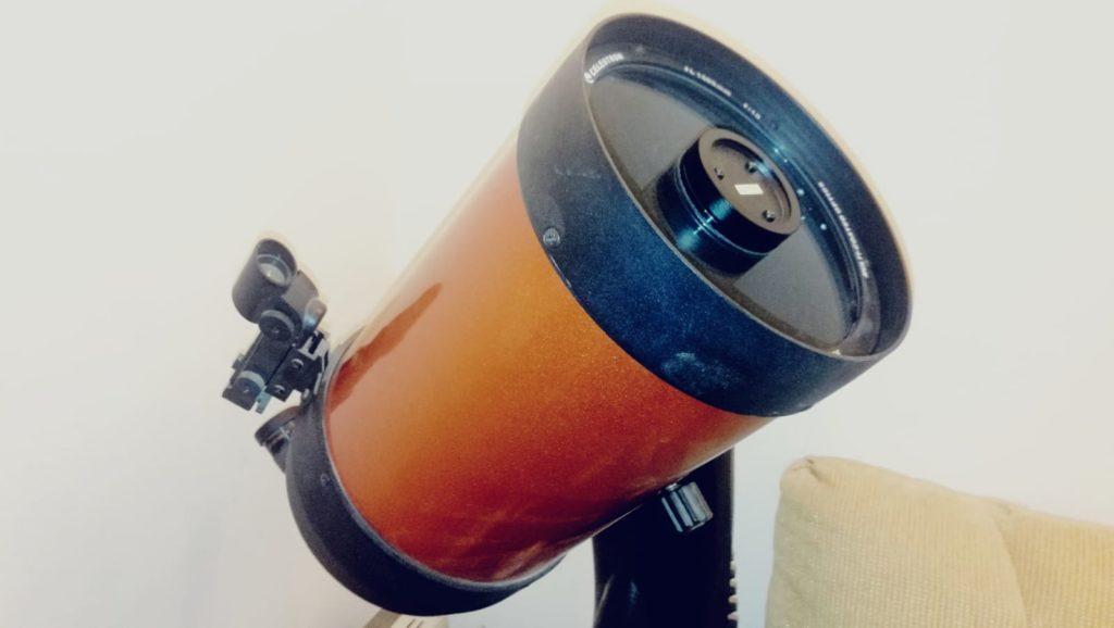 Telescopio.